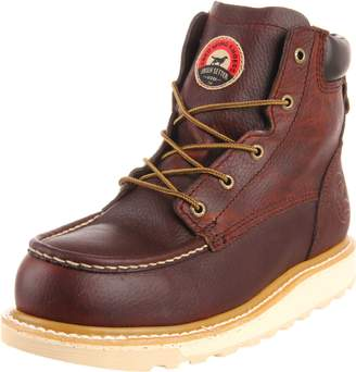 "Irish Setter Men's 83606 6"" Aluminum Toe Work Boot"