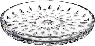 Waterford Enis Lead Crystal Tray