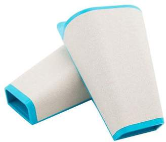 Pedisand Hands Free Foot File with 3 Replacement Sheets