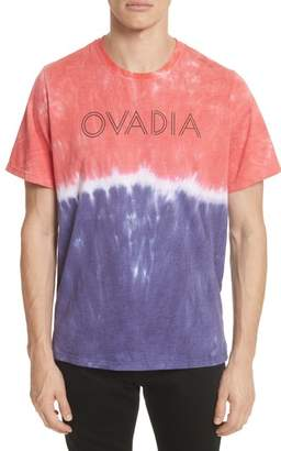 Ovadia & Sons Ombre Tie Dye T-Shirt