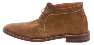 Alden Suede Ankle Boots