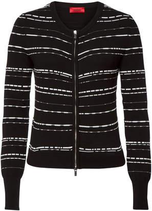 HUGO Songet Zipped Cardigan