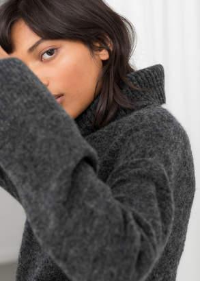 Blend of America Wool Turtleneck Sweater