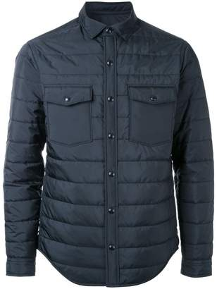 Kent & Curwen thermal shirt jacket