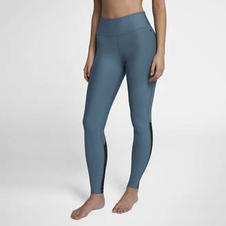 Hurley Women's Mesh Surf Leggings
