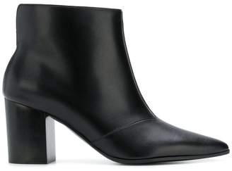 Stella McCartney block-heel ankle boots