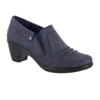 Easy Street Shoes Womens Bennett Slip-On Shoe Round Toe