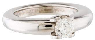 Cartier C de Engagement Ring