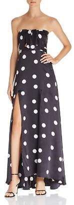 Bec & Bridge Mamita Silk Maxi Dress