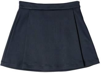 Emporio Armani Double Jersey Mini Skirt