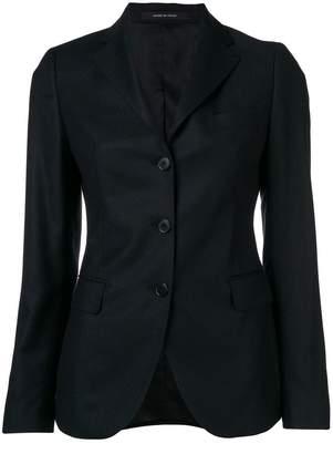 Tagliatore single-breasted fitted blazer