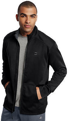 Champion Tech Fleece Full Zip Jacket Activewear - Men's
