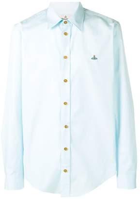 Vivienne Westwood classic button shirt