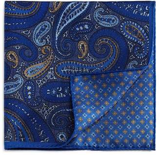 Bloomingdale's The Men's Store at Paisley/Floret Neat Pocket Square