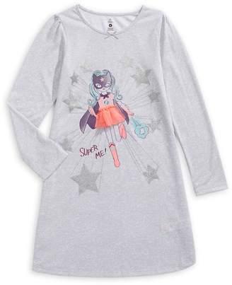 Petit Lem Little Gilr's Super Me Nightgown