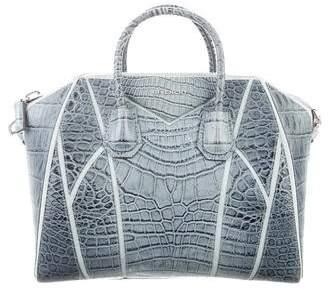 Givenchy Embossed Antigona Satchel
