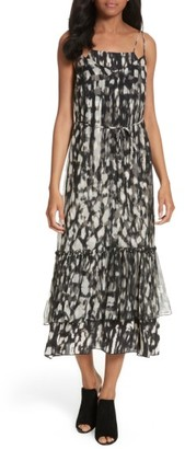 Women's Tracy Reese Double Layer Silk Slipdress $498 thestylecure.com