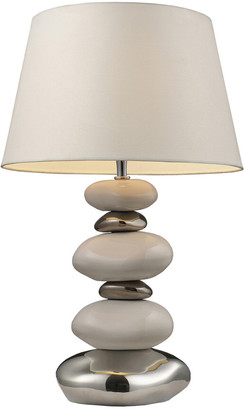 Elemis Elk Lighting 23In Table Lamp