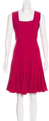 Aquilano Rimondi Aquilano.Rimondi Sleeveless Pleated Dress