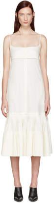 Brock Collection Ivory Dahlia Dress