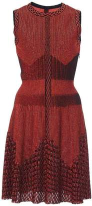 Alaia Sleeveless Ribbed Dress