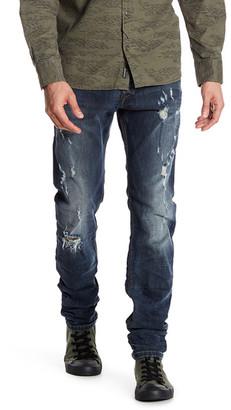 "Diesel Tepphar Slim Carrot Jean - 32\"" Inseam $248 thestylecure.com"