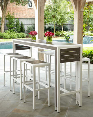 Bar Table with 6 Stools