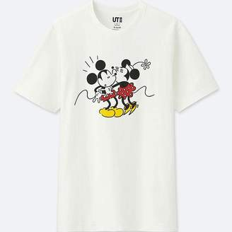 Uniqlo Mickey Art Short-sleeve Graphic T-Shirt (yu Nagaba)