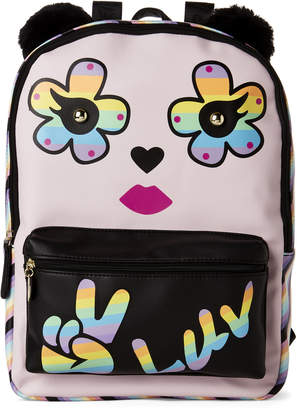 Betsey Johnson Luv Betsey By Kitsch Bear Backpack