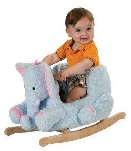 Alex Jr First Rocker Elephant
