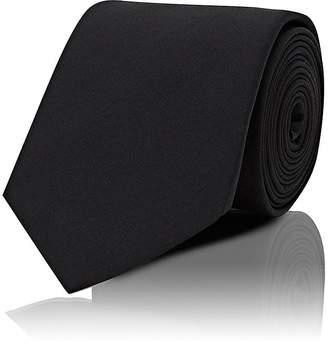 Lanvin Men's Silk Shantung Necktie
