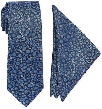 U.S. Polo Assn. USPA Extra Long Floral Tie Set