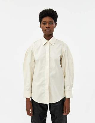 Low Classic Oversleeve Button Up Shirt