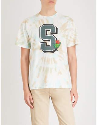 Stussy Tie-dye cotton-jersey T-shirt
