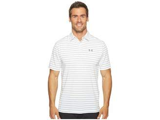 Under Armour Golf UA CoolSwitch Putting Stripe Shirt Men's Clothing