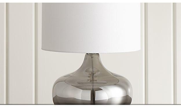 Crate & Barrel Liza Table Lamp