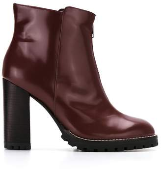 Sarah Chofakian ankle boots