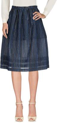 L'Autre Chose 3/4 length skirts