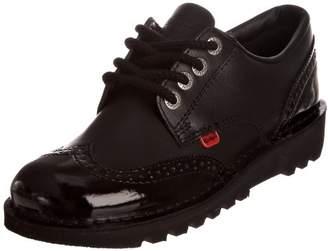 ff57f7ff1886 Kickers Kick Lo Brogue Women s Oxford Lace-up Shoes