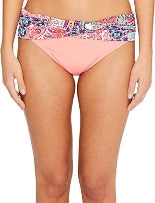 Bleu Rod Beattie Women's Sarong Hipster Bikini Bottom