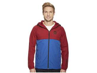 Timberland Mount Liberty Lightweight Hooded Shell (Biking Red