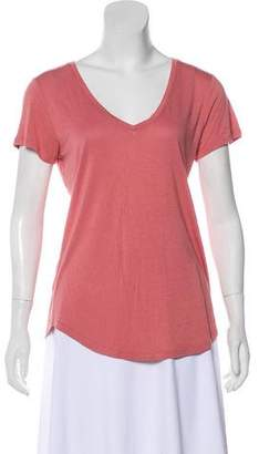 Paige Short Sleeve V-Neck Top w/ Tags
