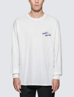 +Hotel by K-bros&Co Loopy Hotel Private Eyes L/S T-Shirt