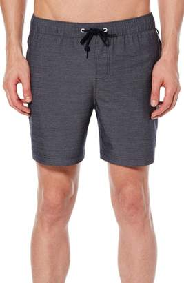 Original Penguin Heathered Elastic Stretch Board Shorts