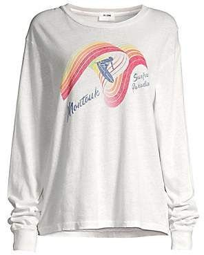 Solid & Striped Solid and Striped Women's x Re/Done The Montauk Long Sleeve Tee