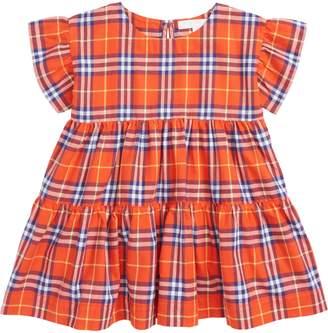 Burberry Alima Check Dress