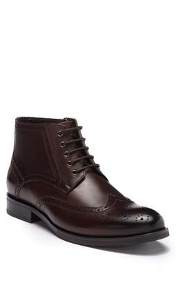 English Laundry Okki Leather Wingtip Boot