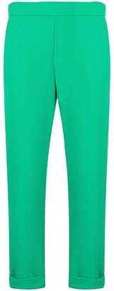 P.A.R.O.S.H. tapered trousers