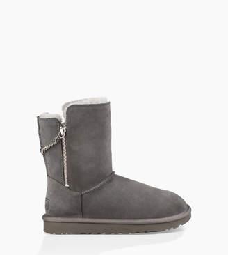 UGG Classic Short Sparkle Zip Boot