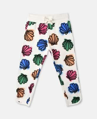 Stella McCartney emilie shells print pants